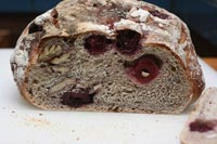 Cherry Pecan Bread