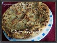 Onion Focaccia