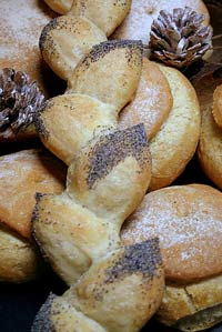 Poolish French breads