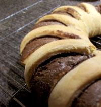 Nutella Swirl Loaf