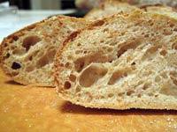 San Joaquin Sourdough with G. Rubaud's flour mix