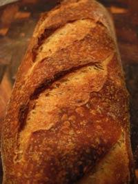 Baguette-ish Loaf