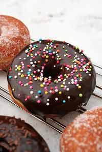 Decadent Glazed Doughnuts