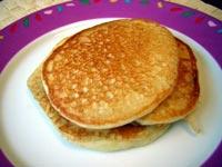 Jane's Sourdough Pancakes