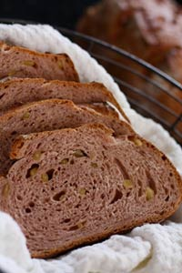 Chianti Pine Nut Bread