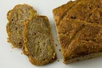 Italian Five-Grain Walnut Bread