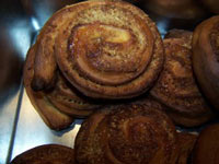 Sweet Nut-Rolls (Nuss-Schnecken)