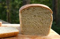 Potato + 3 Wheat Flours Bread