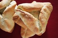 Pan de Tres Puntas