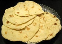 Middle Eastern Saj Bread
