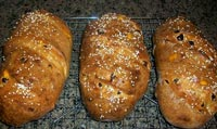 Artos: Greek Celebration bread