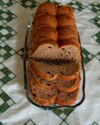 Panettone - Italian Fruit Bread