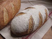 Wheat Potato Bread