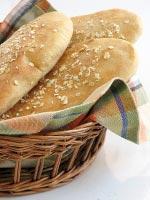 Pita pockets + panini Rolls = Pitanini