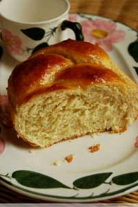 Brioche-zopf
