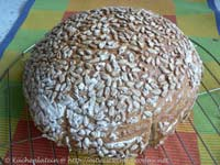 Bcker Spkes Sunflower Bread