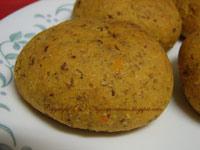 Spiced Sweet Potato Rolls