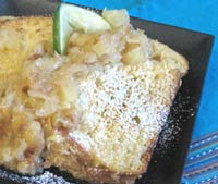 Caribe French Toast
