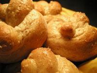Cracked Wheat Topknots