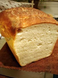 Everyday White Bread