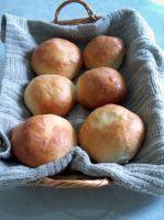 Stuffed Potato Bun