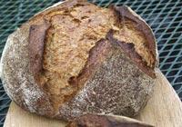 Guinness-Rye-Fennel Bread