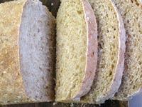 Twice the Oatmeal Bread