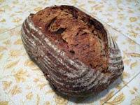 5-Grain SD with Rye Sourdough