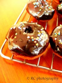 Those Perfect Chocolate Doughnuts