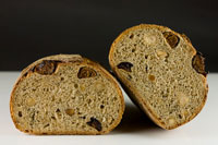 Hazelnut, Fig, Fennel Seed, and Rosemary Bread