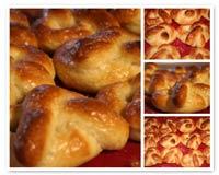 hot buttered pretzels
