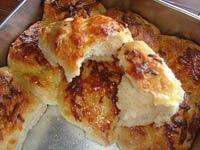 Cheese and Garlic Bread Buns