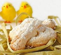 Gluten Free Easter Dove Cake