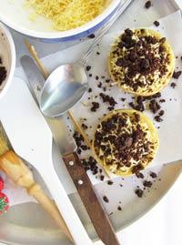 Martabak Manis (Indonesian Pancake)