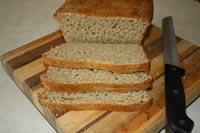 Multi Grain Banana Bread