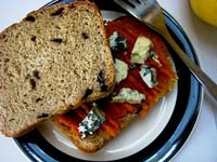 Olive Spelt Bread