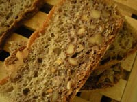 French Walnut Bread