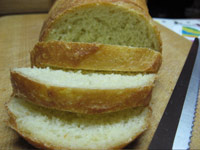 Semolina Bread