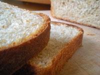 Honey-Wheat Sandwich Loaves