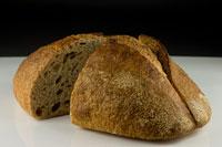 50% Whole Wheat Sourdough Bread