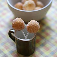 Doughnut Pops