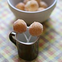 Doughnut Pops