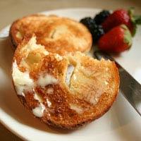 Bagels for MellowBakers group bake