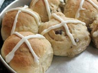 Hot Cross Buns - April Version