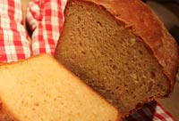 Ricotta Olive Oil Bread