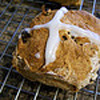 Sourdough Dried Fruit Scones