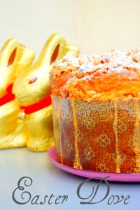 Colomba Pasquale - Easter Dove