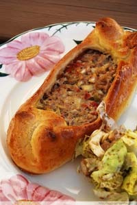 Filled Pide