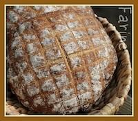 Pain polka (Polka Bread)