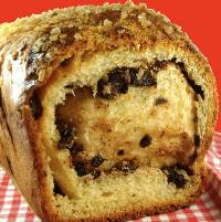 Chocolate Babka